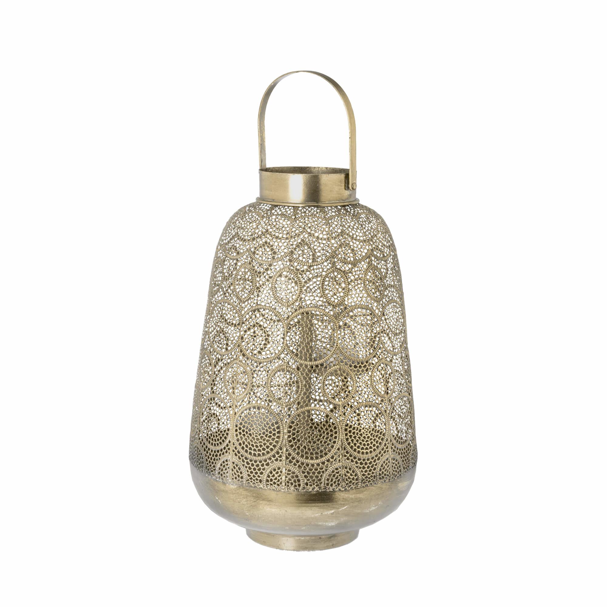 Lantaarn Pure goud 45cm