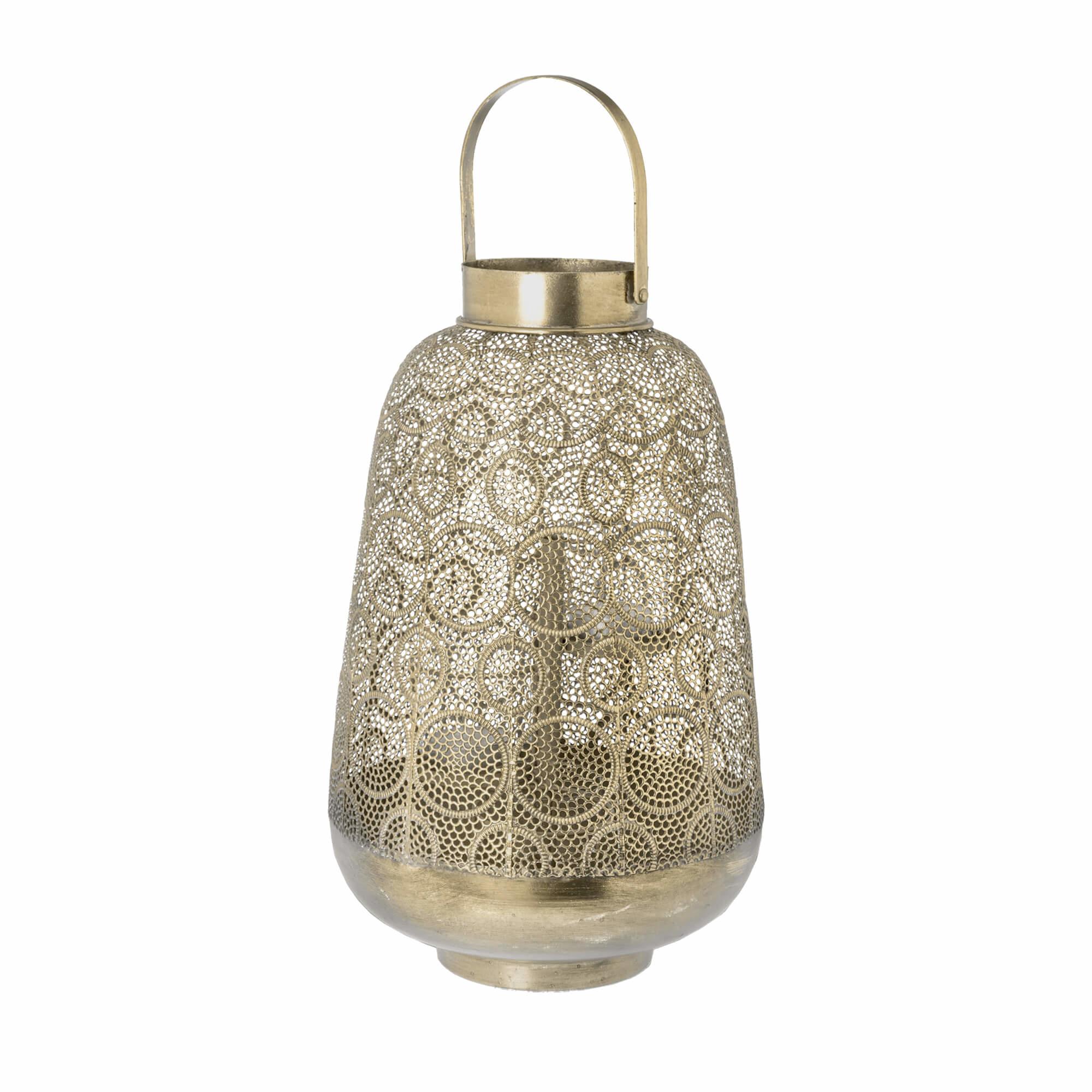 Lantaarn Pure goud 62cm
