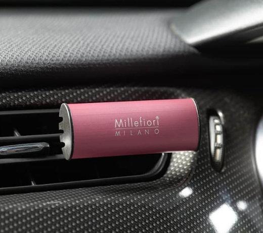 Millefiori car perfume scents