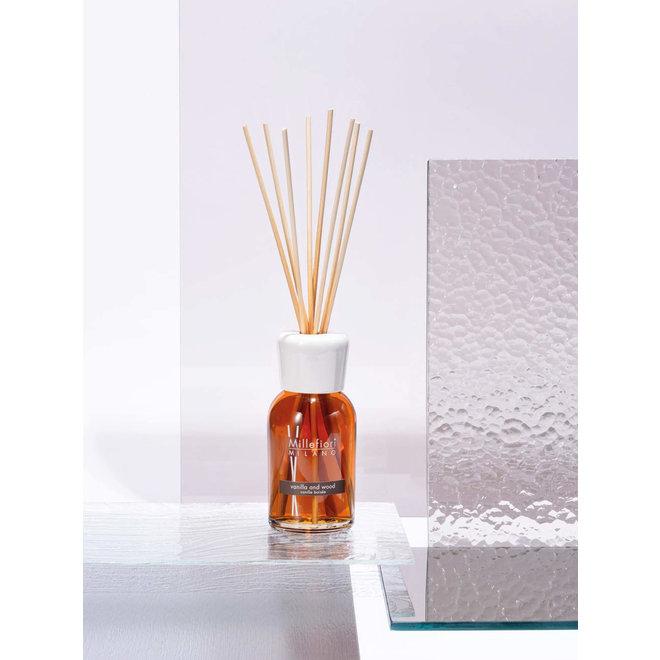 Geurstokjes 250ml Vanilla & Wood