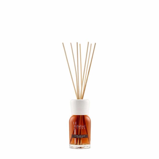 Geurstokjes 100ml Vanilla & Wood