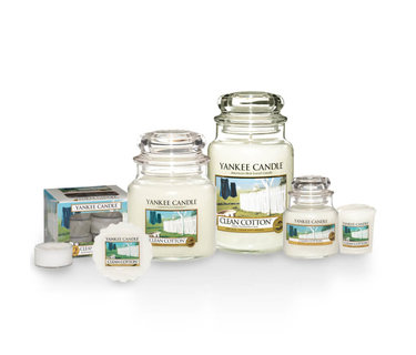 Coton propre Yankee Candle