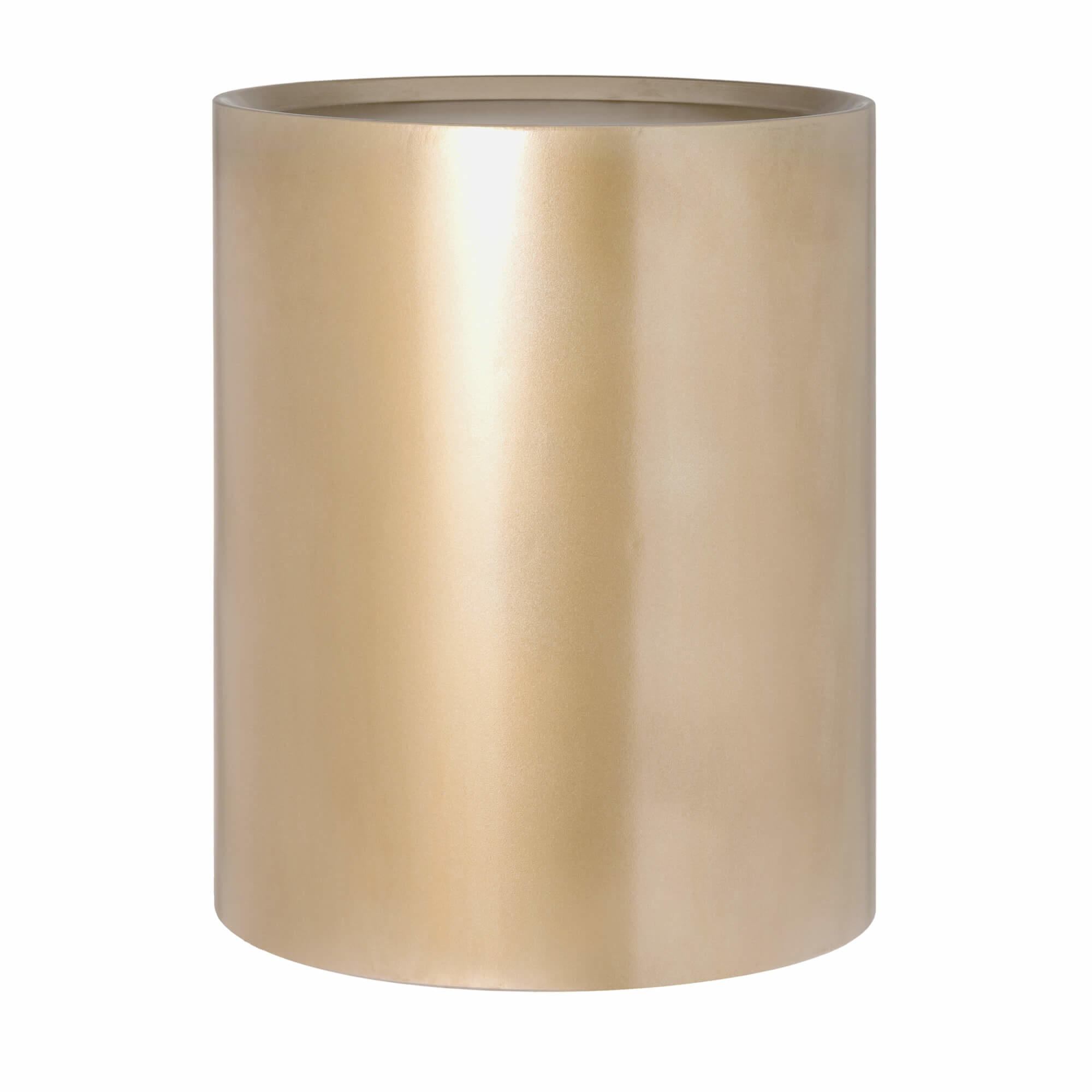 Bijzettafel Romy goud 50cm