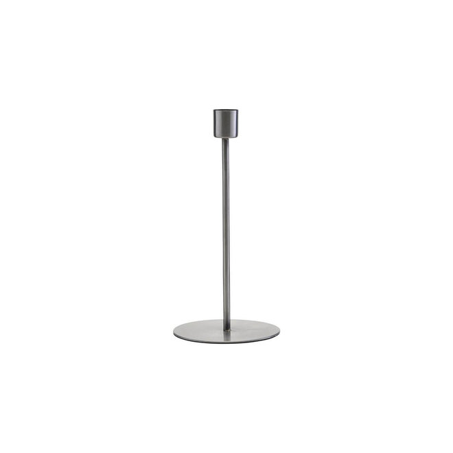 Candlestick Anit silver 20cm