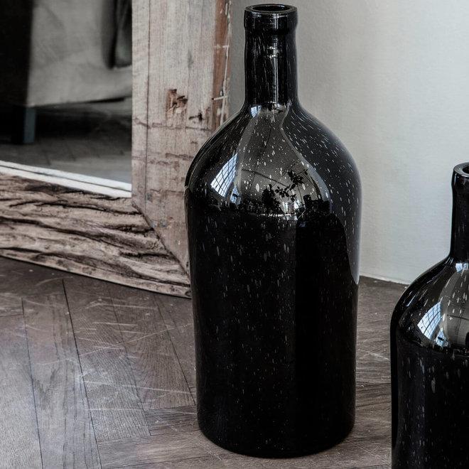 Vaas Bottle donkerbruin 45cm