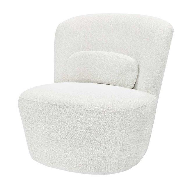 Armchair Teddy cream 75cm