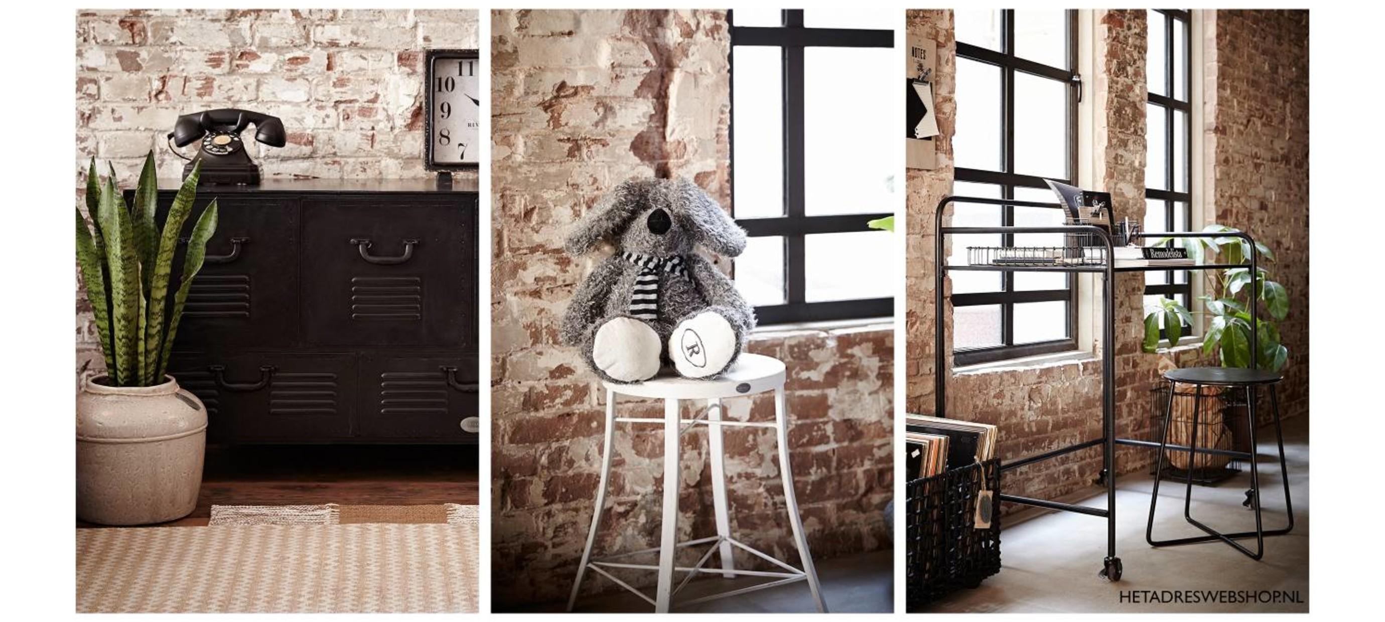 Riverdale meubels in huis