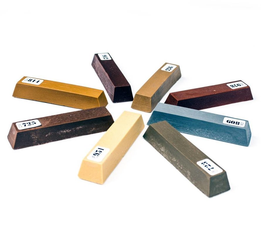 Soft wax hout vul / stop staafjes 8cm