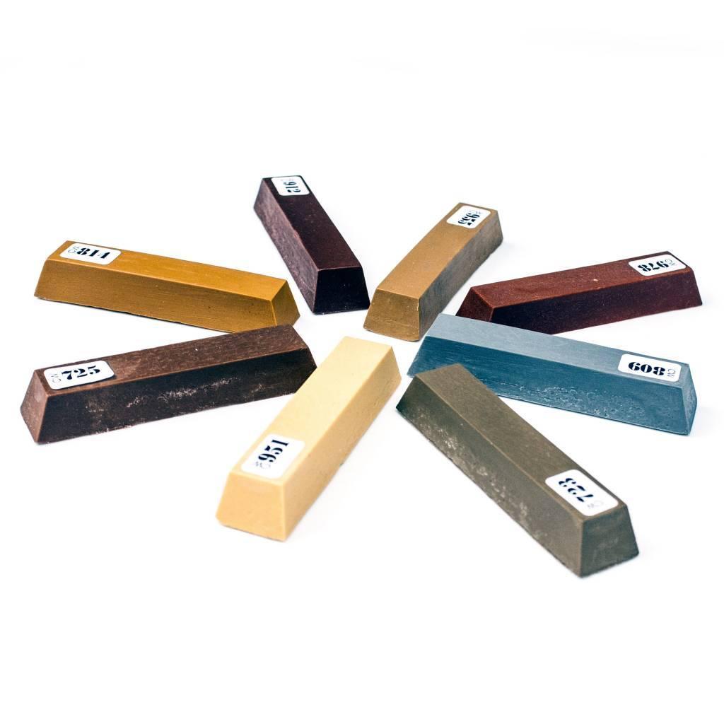 Soft wax hout vul stop staafjes 8cm (Niet meer leverbaar)