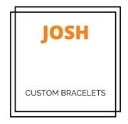 Josh ® maatwerk armband 24000 serie