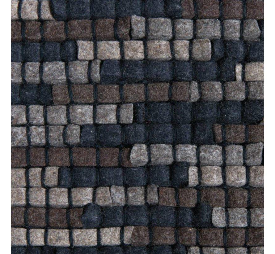 Vloerkleed Stone 200x250cm