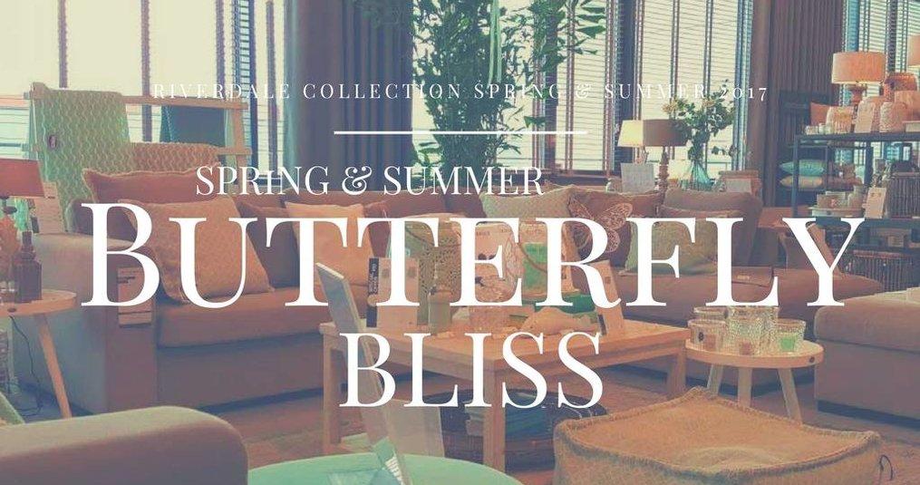 Riverdale lente en Zomer collectie Butterfly Bliss