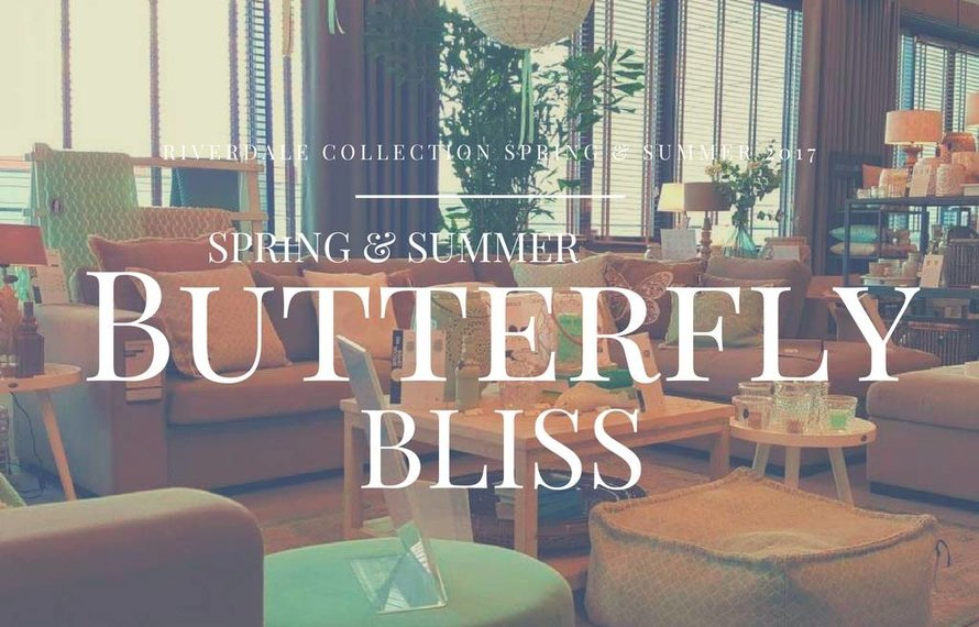 Riverdale lente en Zomer collectie Butterfly Bliss