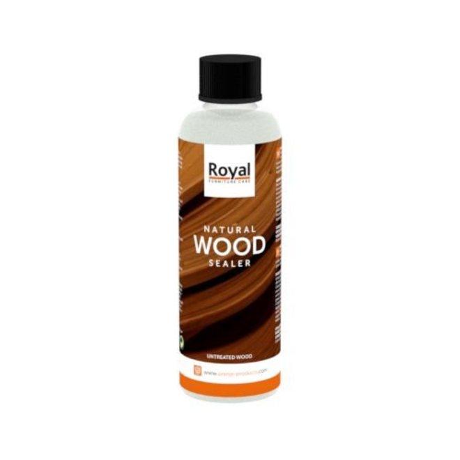 Natürlicher Holzspachtel