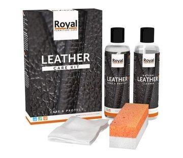 Oranje Furniture Care ® ensemble de protection et d'entretien en cuir 2x250ml maxi