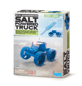 4M SALT-POWERED TRUCK