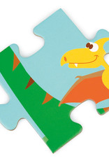 Scratch Europe PUZZEL – DINOWERELD - 40ST