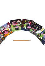 Janod KOFFER - SCRATCH CARDS - ASSEPOESTER