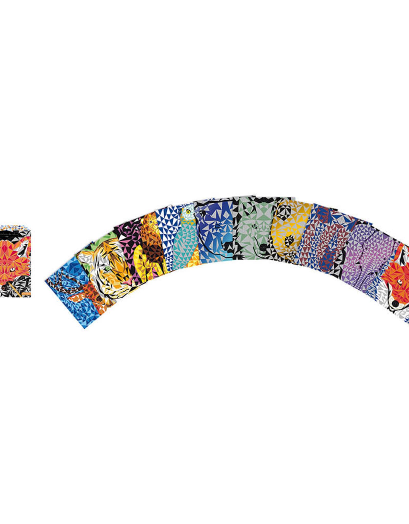 Janod KNUTSELDOOS - SCRATCH CARDS - DIEREN
