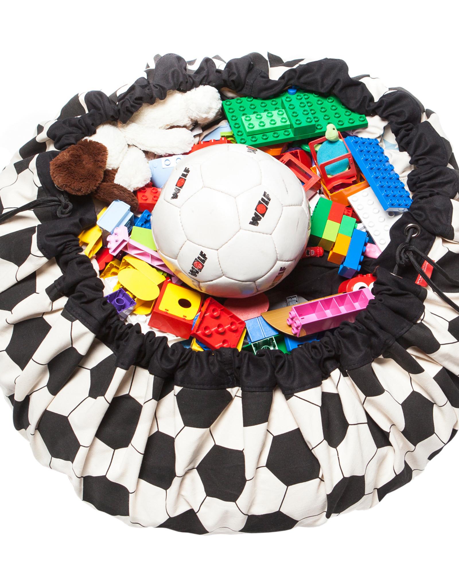 Play & Go Play & Go - OPBERGZAK EN SPEELMAT - FOOTBALL