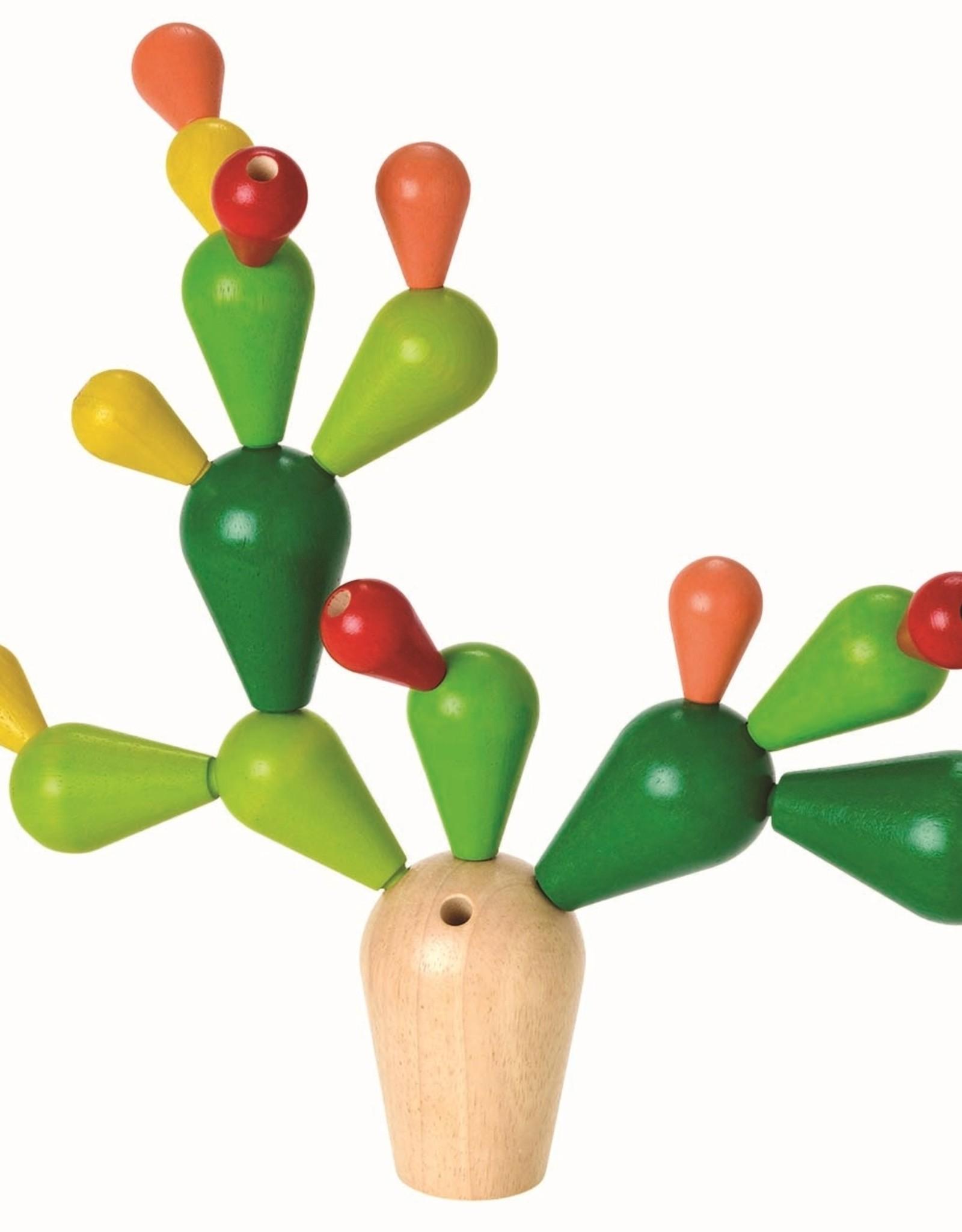 Plan Toys Plan Toys - BALANCERENDE CACTUS
