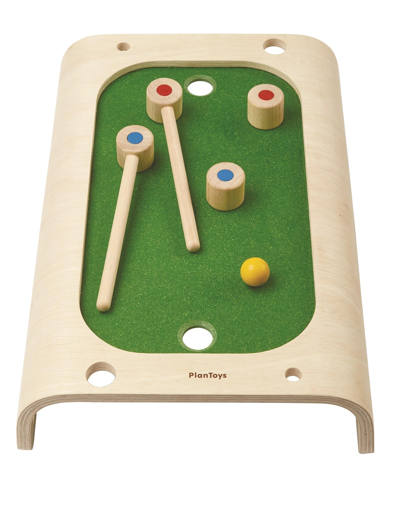 Plan Toys Plan Toys - MAGNETISCH BORDSPEL
