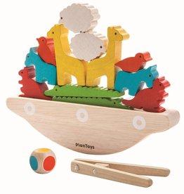 Plan Toys BALANCERENDE BOOT