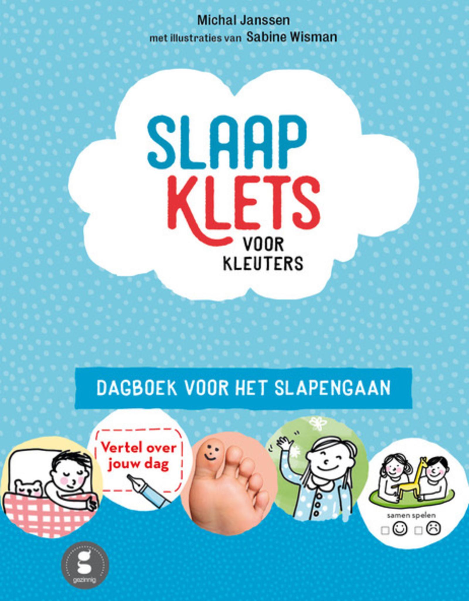 Gezinnig SLAAPKLETS! VOOR KLEUTERS (DEEL 1)