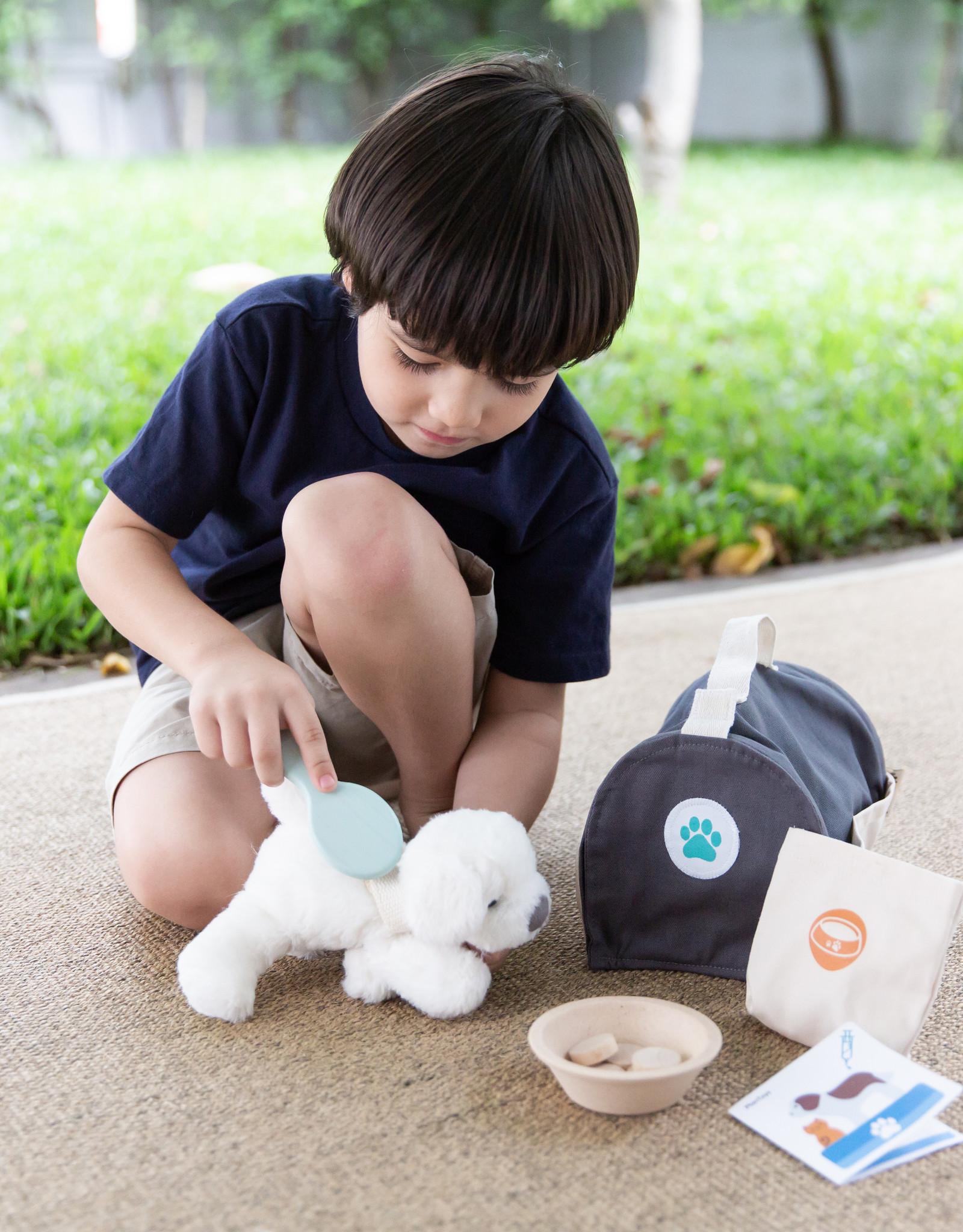 Plan Toys DIERENVERZORG SET