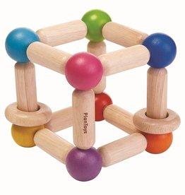 Plan Toys VIERKANTE RAMMELAAR