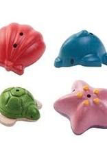 Plan Toys Plan toys - ONDERWATERWERELD BAD SET