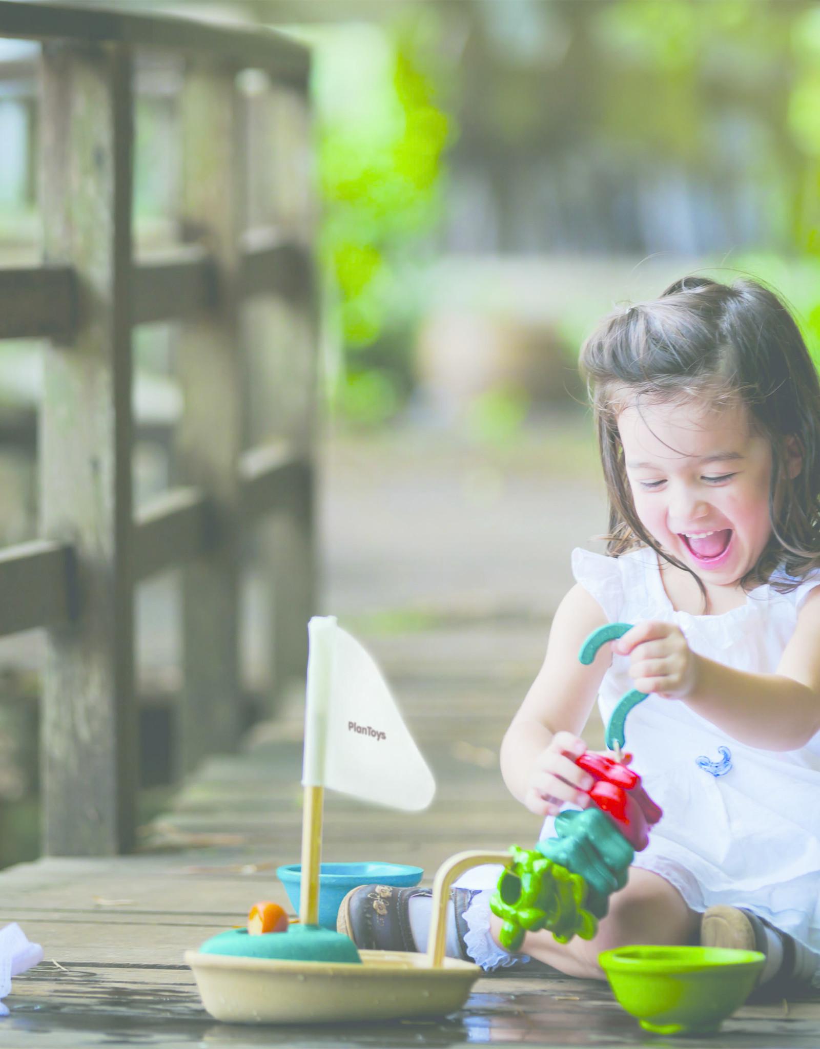 Plan Toys Plan toys - ACTIVITEITENBOOT