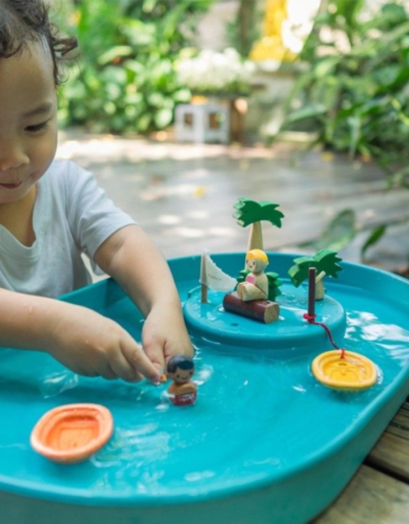 Plan Toys Plan Toys - WATER PLAY SET