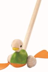 Plan Toys Plan Toys - PUSH ALONG DUCK