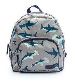Zebra Trends RUGZAK - WILD SHARK - SMALL