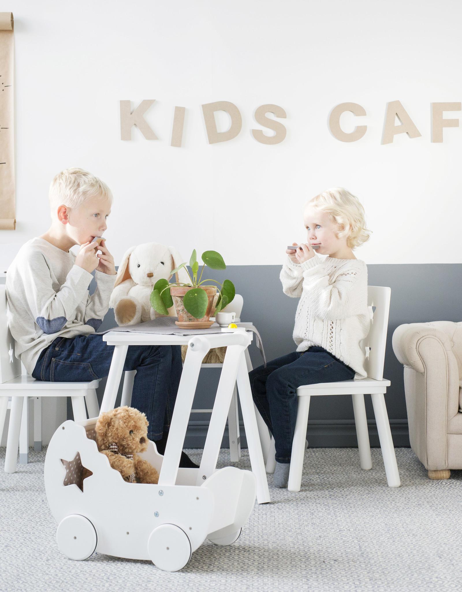 Kid's Concept POPPENWAGEN STER