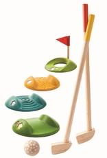 Plan Toys MINI GOLF - DUBBELE SET