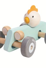 Plan Toys CHICKEN RACEWAGEN