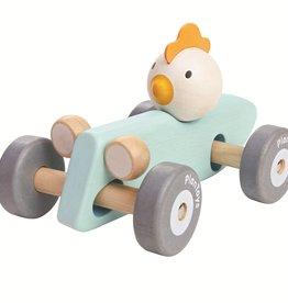 Plan Toys CHICKEN RACEWAGEN