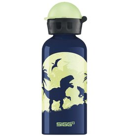 Sigg DRINKFLES - GLOW MOON DINOS - 0,4L