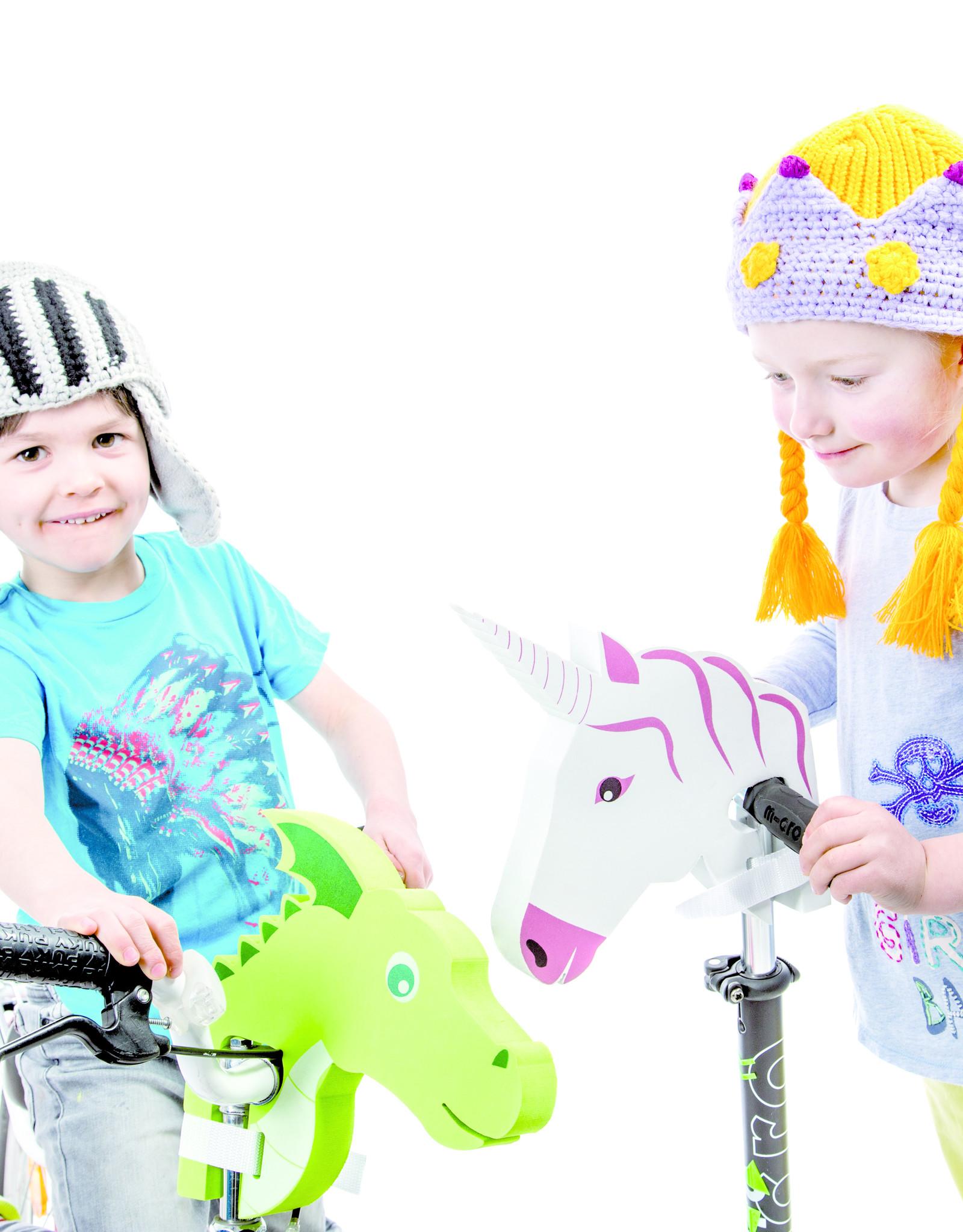 Donkey Products BIKE ANIMAL VOOR OP JE STUUR - DRAAK
