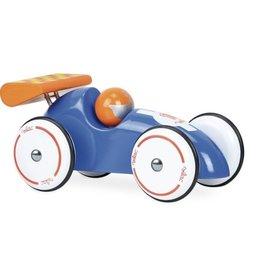Vilac RACE AUTO - XL - BLAUW/ORANJE
