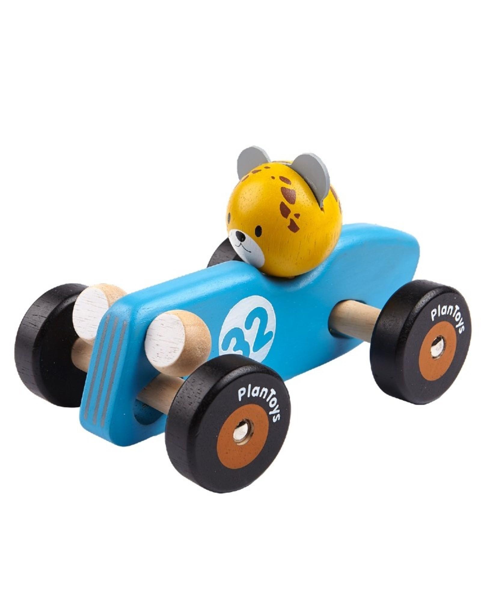 Plan Toys RACEWAGEN - CHEETAH