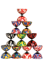 Circus JOJO MR. BABACHE DIABOLO HARLEQUIN -MEDIUM - WIT/ROOD