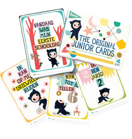 Milestone™ JUNIOR CARDS - NL