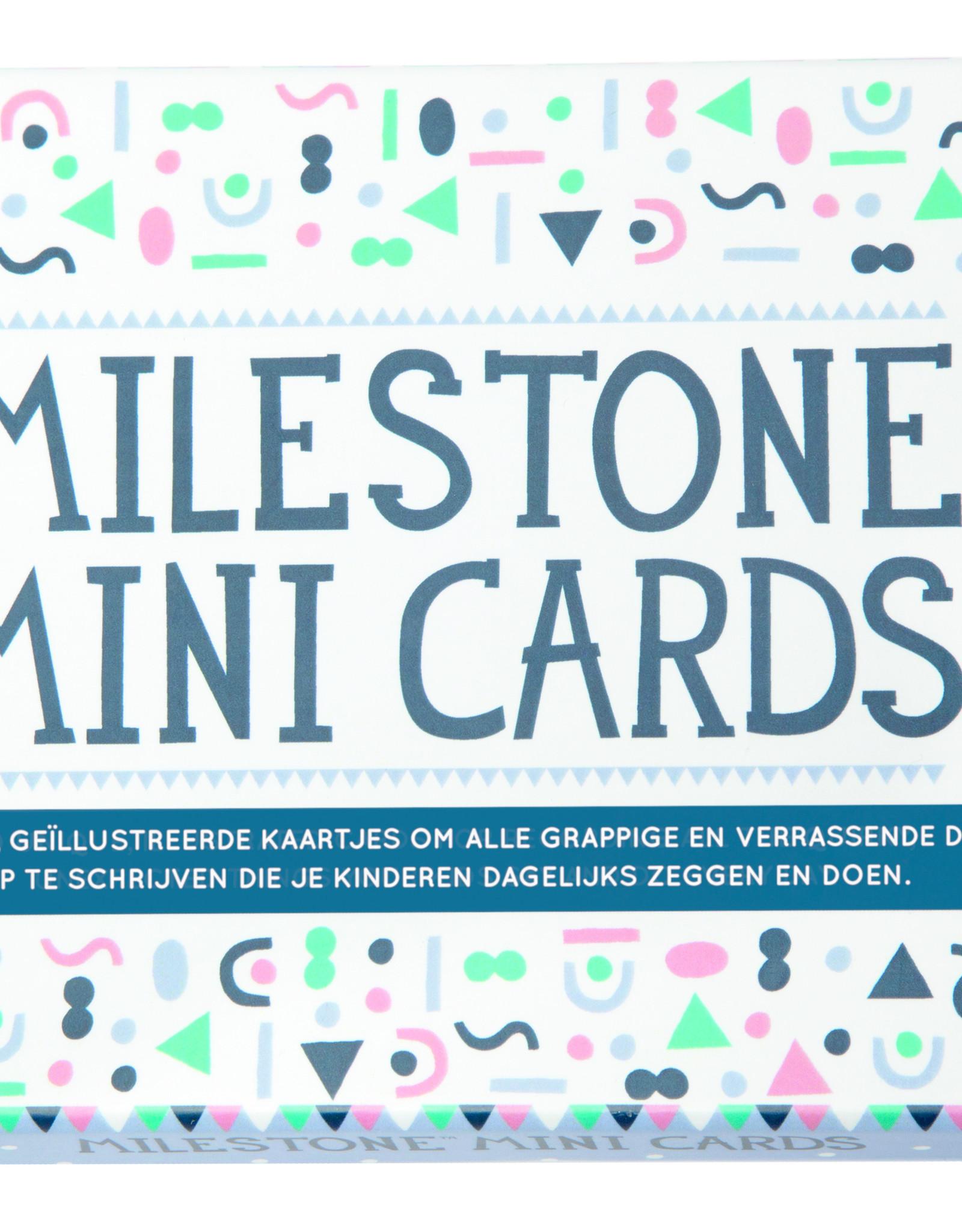 Milestone™ MINI CARDS - NL
