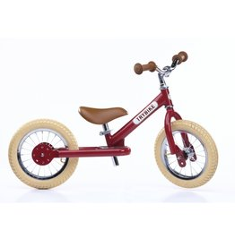 Trybike LOOPFIETS - STEEL - VINTAGE RED