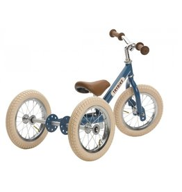 Trybike LOOPFIETS - 2-in-1 - STEEL - VINTAGE BLUE