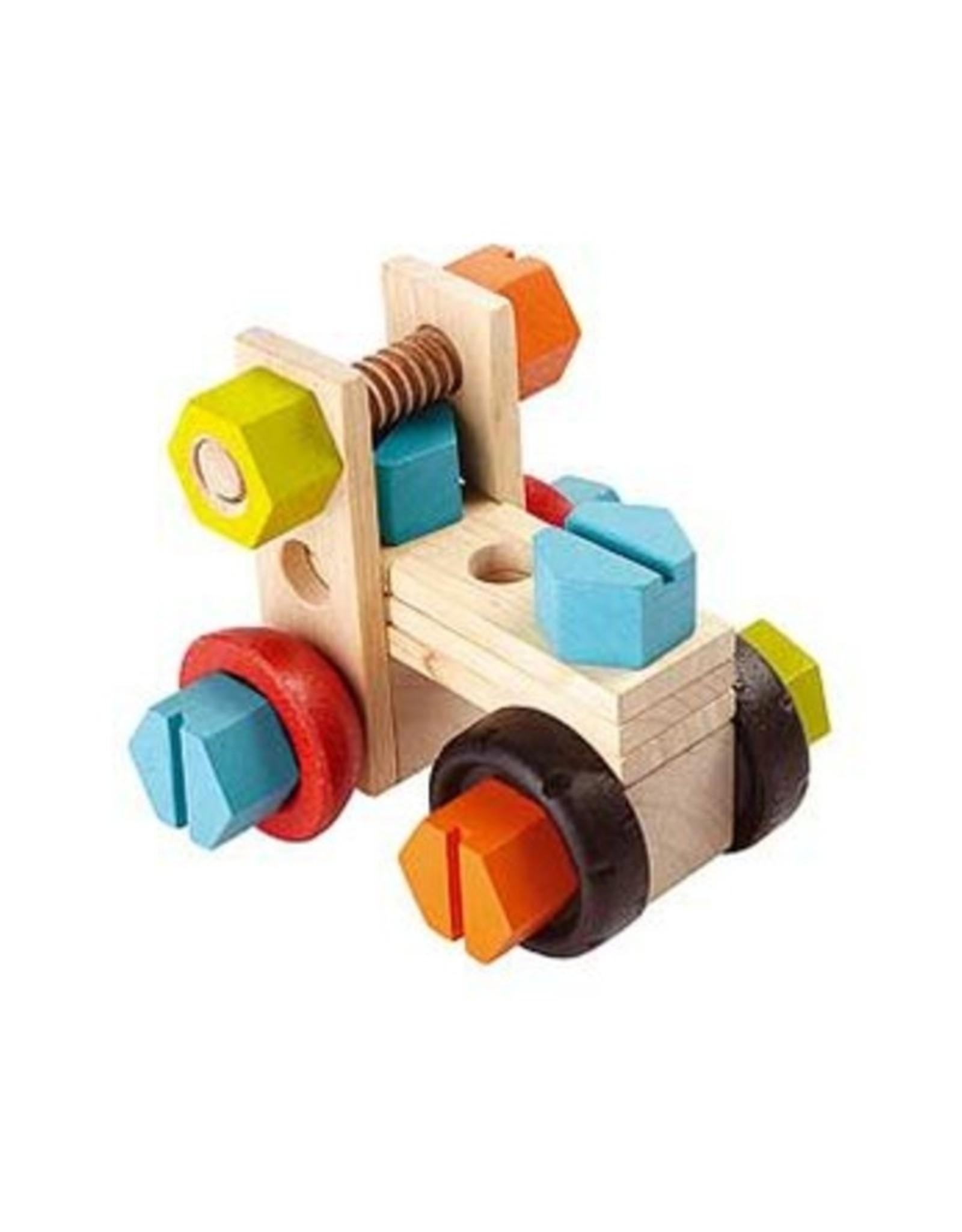 Plan Toys CONSTRUCTIE SET