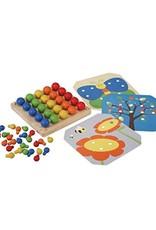 Plan Toys CREATIEF PIN BORD